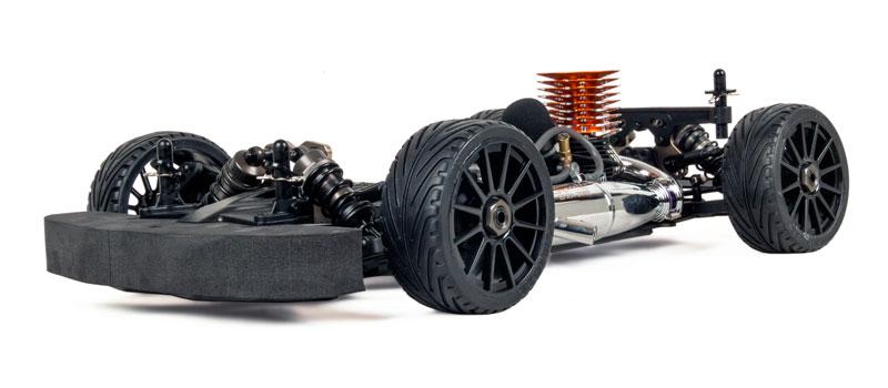 Racing Nitro X3-GT 100km/h RTR 2,4G 005