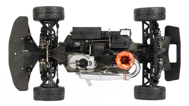 Racing Nitro X3-GT 100km/h RTR 2,4G 008