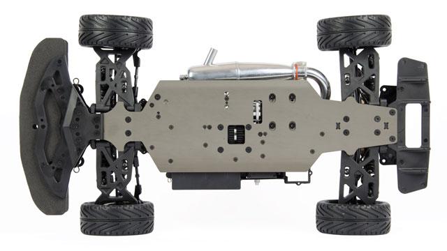Racing Nitro X3-GT 100km/h RTR 2,4G 009