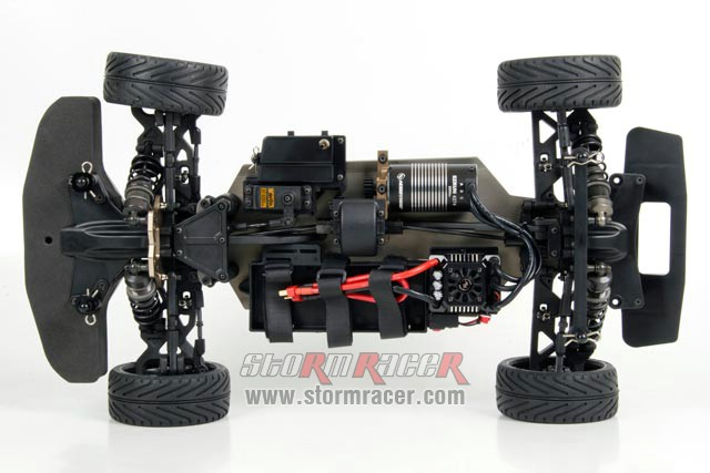 X3-GTWING Brushless 150A - 130km/h 009