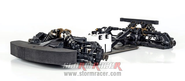 Hongnor X3-GT Nitro Racing Kit 80% 005