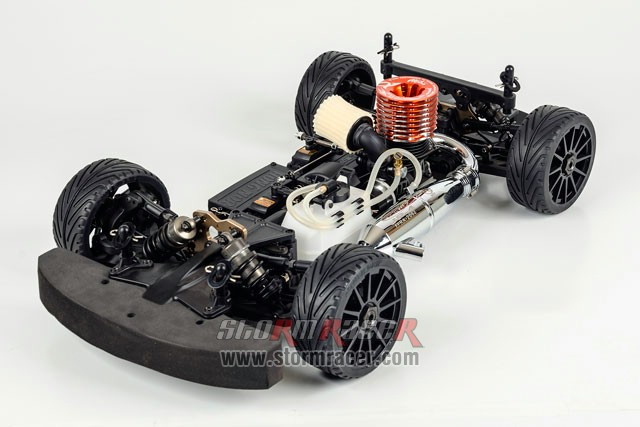 Racing Nitro X3-GTR 120km/h RTR 004