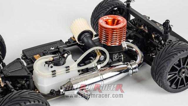 Racing Nitro X3-GTR 120km/h RTR 005