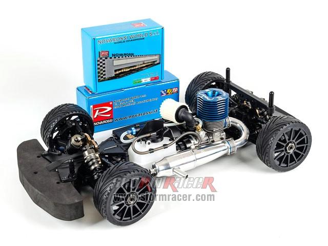 Racing Nitro X3-GTRR 130km/h RTR 003