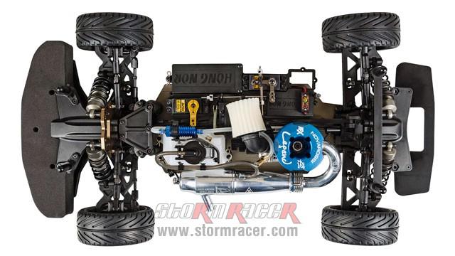 Racing Nitro X3-GTRR 130km/h RTR 004