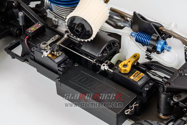 Racing Nitro X3-GTRR 130km/h RTR 009