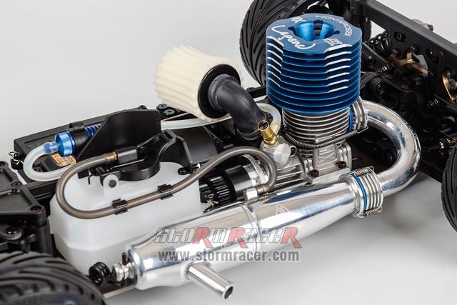 Racing Nitro X3-GTRR 130km/h RTR 010