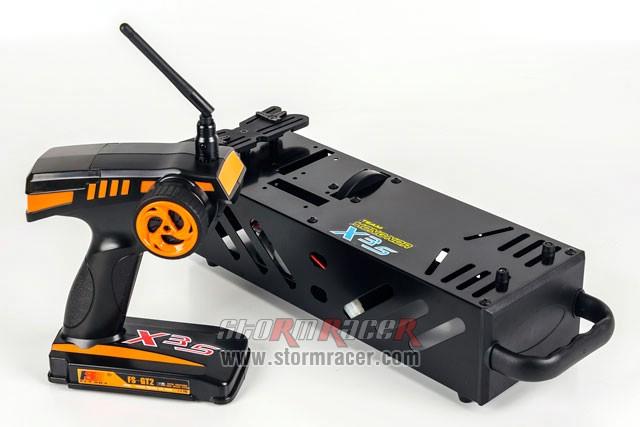 HongNor Buggy 1/8 X3-Cuồng Phong 2,4G RTR 003