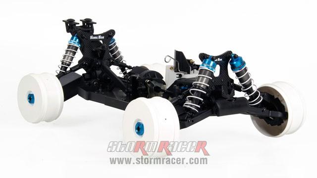 Buggy 1/8 X3B Kit 80% 003