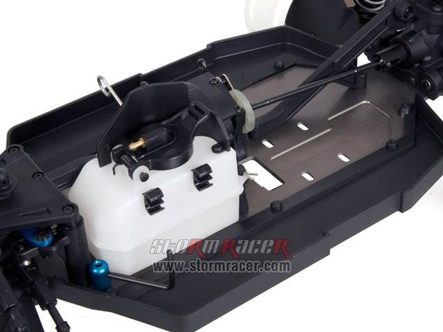 Buggy 1/8 X3B Kit 80% 009