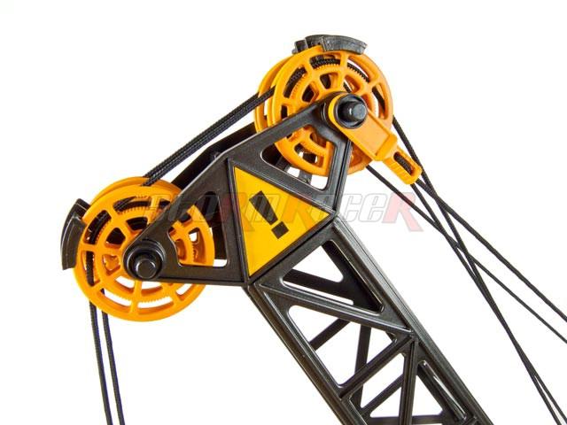 Xe cẩu xích Crawler Crane #0805 (1/12RTR)