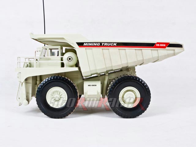 Xe tải đất Mining Truck #0808 (1/24 RTR)
