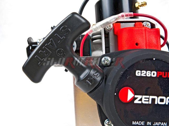 Zenoah Gas Engine 260PUM 26cc for boat