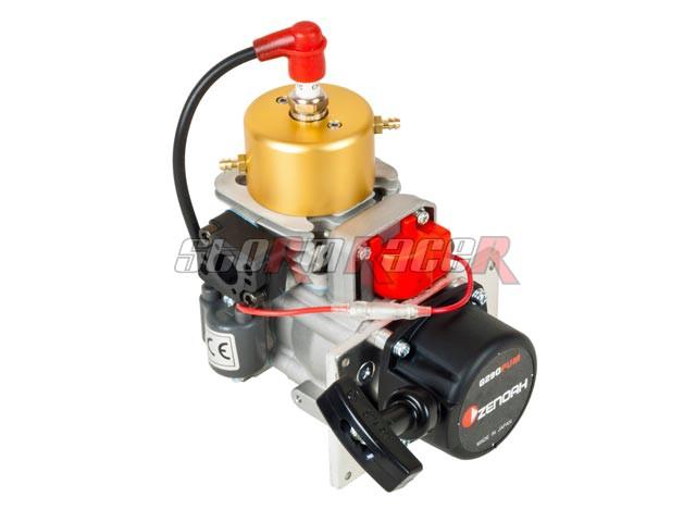 Zenoah Engine 290PUM 29cc for boat có bộ giật trợ lực