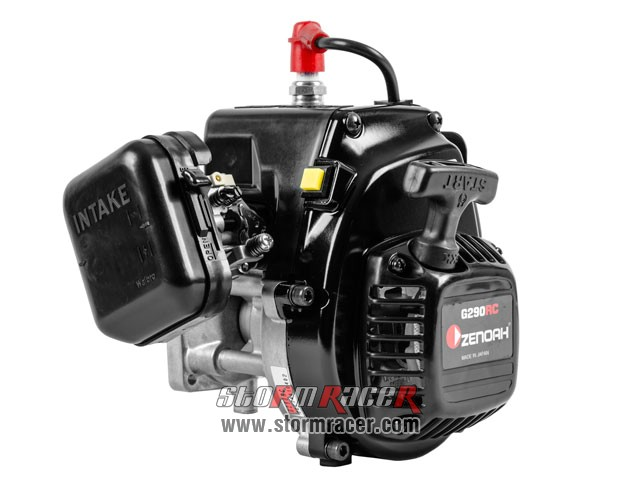 Zenoah G290RC Engine for Car (29cc) 002
