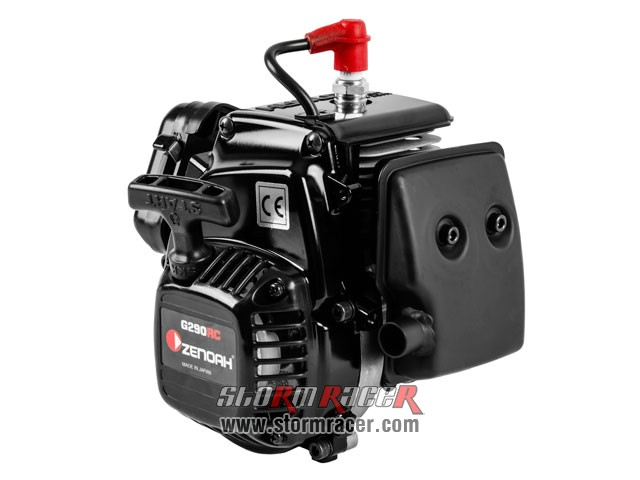 Zenoah G290RC Engine for Car (29cc) 003