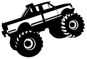 HoBao Monster Nitro 5.0cc RTR 2.4G (V.3) bao ngon giá 9,000,000đ RTR Monster_Truck_1_Small