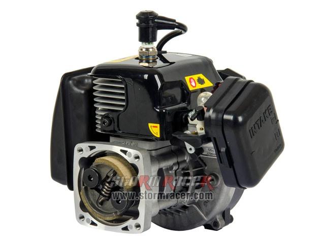 Fuelie Gas Engine 29cc for Car