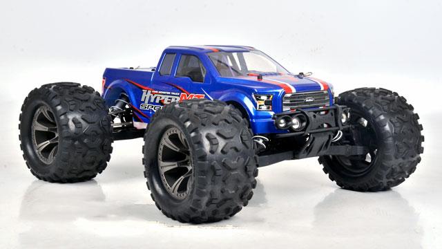 Hobao Monster Nitro RTR _STO7424