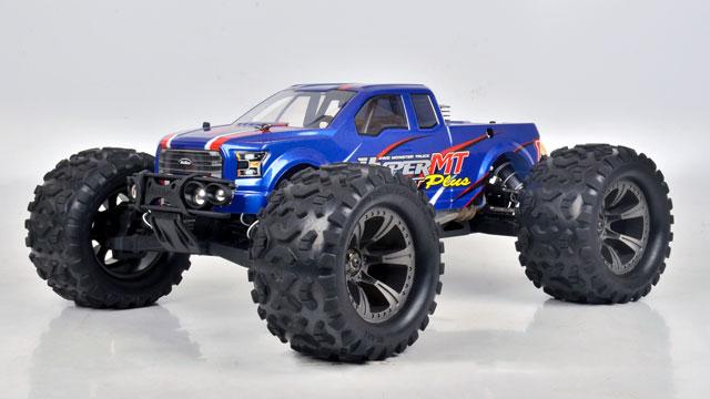 Hobao Monster Nitro RTR _STO7425