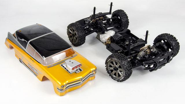 kit xe điện 1/10 _STO4156