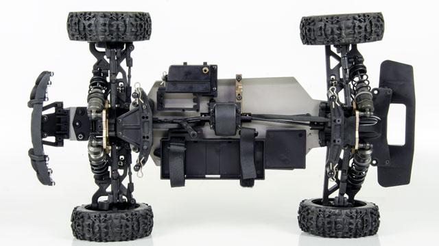 kit xe điện 1/10 _STO4157
