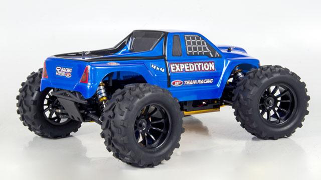 Monster Truck 1/10 _STO2074