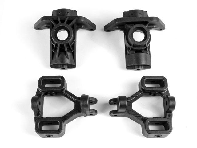 Upright Set #85048: Bộ hub bánh xe HPI SAVAGE 1/8 giá 400,000vnd _DSC0300