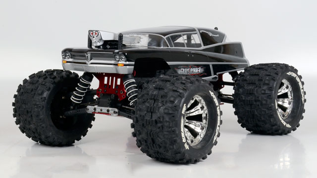 Monster Twin Brushless _STO0981