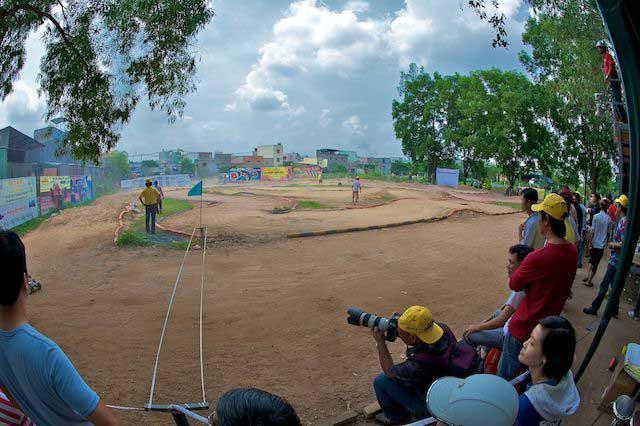 Vài hình ảnh đẹp Off-road sân Tân Bình 2WCMBMZF