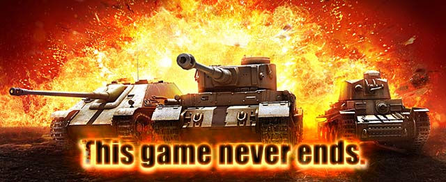 THE TANKS GAME: THIS GAME NEVER ENDS this-game-never-ends